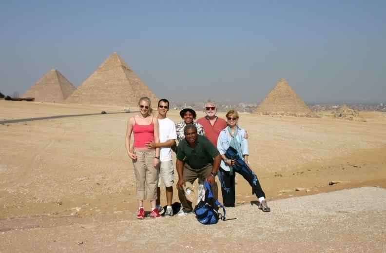 Egypt Tour group